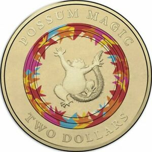 2017-POSSUM-MAGIC-2-Coin-Red-Muti-Colour-Low-Mintage