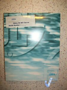 IMS-REAL-32-Net-Server-Pack-1-Node-licence-sealed