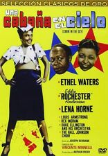 CABIN IN THE SKY (1943)  **Dvd R2** Ethel Waters, Lena Horne, Louis Armstrong