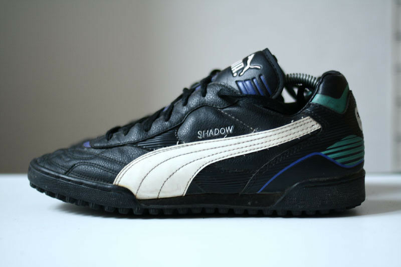 TRUE VINTAGE PUMA SHADOW 7 40,5 Turnschuhe Sneakers 80er 80s Vtg.