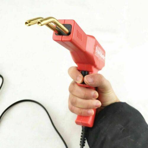 Handy Plastic Welder Garage Tools Car Bumper Repair Hot Staplers Machine Staple