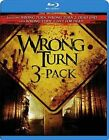 Wrong Turn 3 Pack 0024543617754 With Tamer Hassan Blu-ray Region a