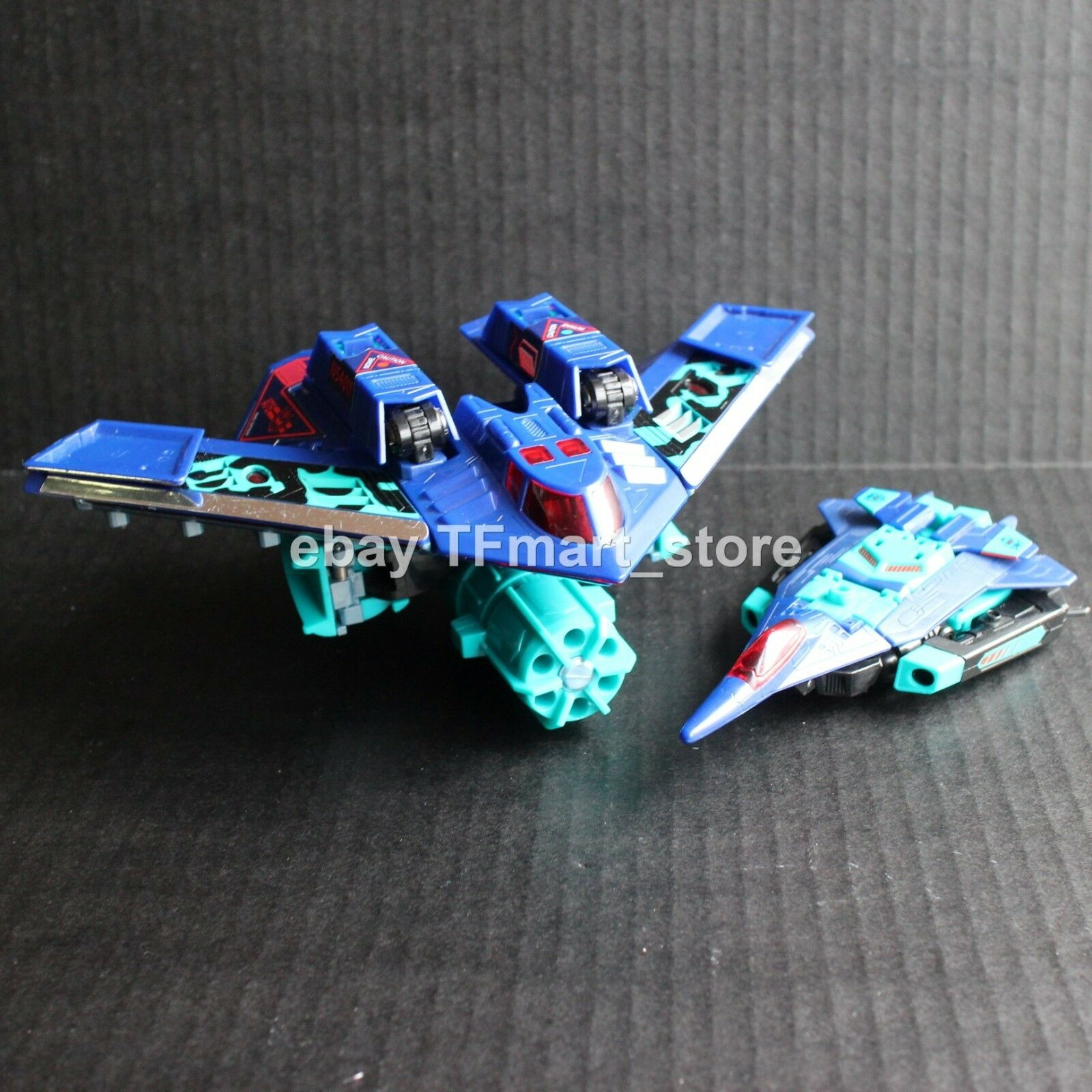 Transformers Generation 2 1994 G2 Dreadwing e Smokescreen Very Nice