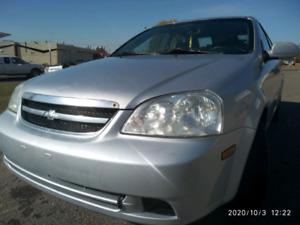 2004 Chevrolet Optra S