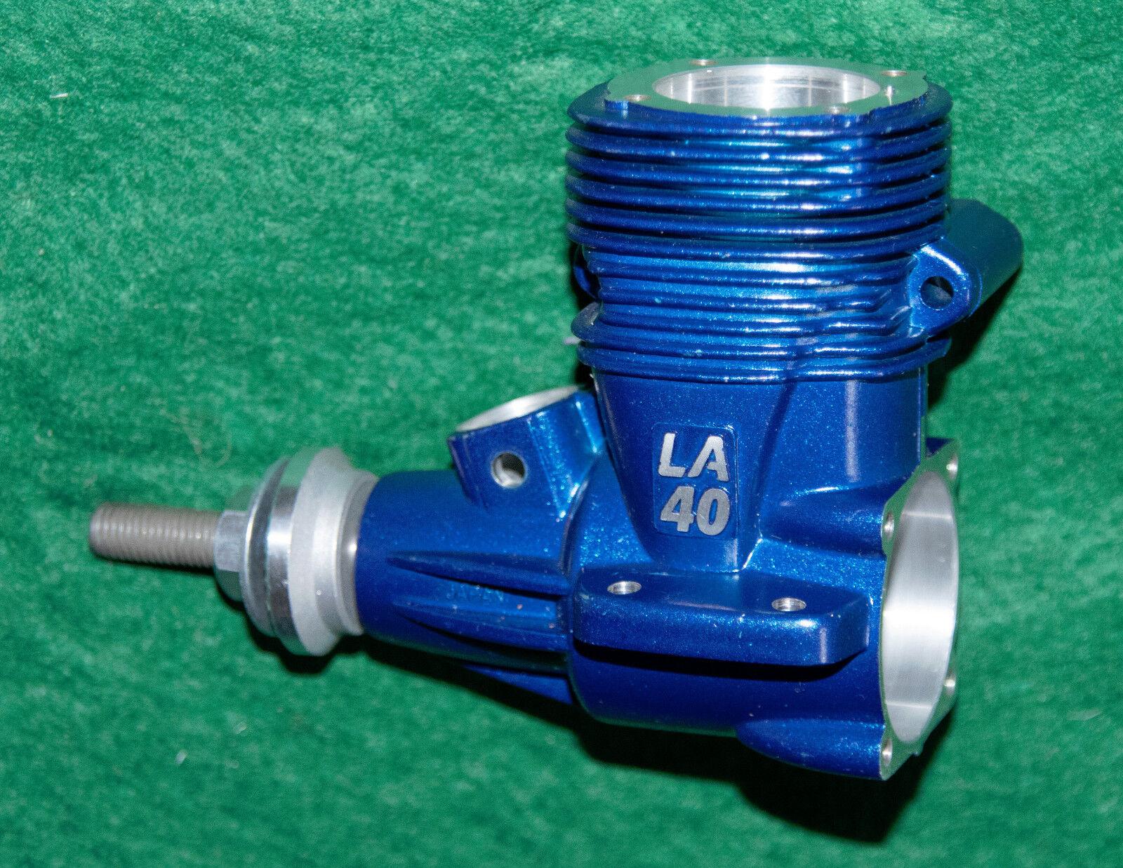 RICAMBI Motore OS - 24001000, LA40 CARTER + ALBERO MOTORE + rondella di azionamento