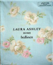 LAURA ASHLEY Bramwell KING SIZE duvet cover set - Duck Egg - NEW - RRP £106