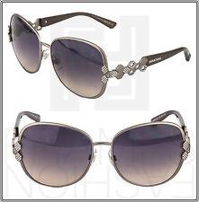 ffe5837e52 item 6 SWAROVSKI SW 73 Sunglasses Doreen Brown Bronze Crystal Oversized  Metal -SWAROVSKI SW 73 Sunglasses Doreen Brown Bronze Crystal Oversized  Metal