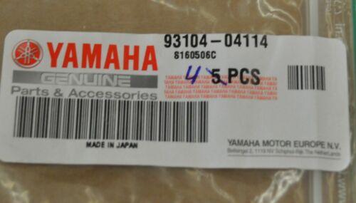 4X9X3-137 WDR Wellendichtring Simmerring 4x9x3mm Yamaha OIL SEAL