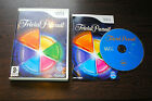 Jeu TRIVIAL POURSUIT pour Nintendo Wii PAL COMPLET (CD OK)