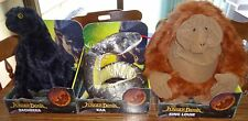 Set of 3 Jungle Book Stuffed Animals – Brand New