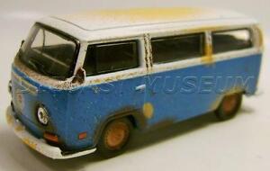 1971 71 Vw Volkswagen Type 2 Bus Van Rusty Dharma From Lost Loose