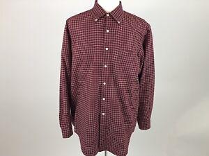 Austin Reed Regent Street Oxford Pre Owned Xl Mens Long Sleeve Shirt 3179 Ebay