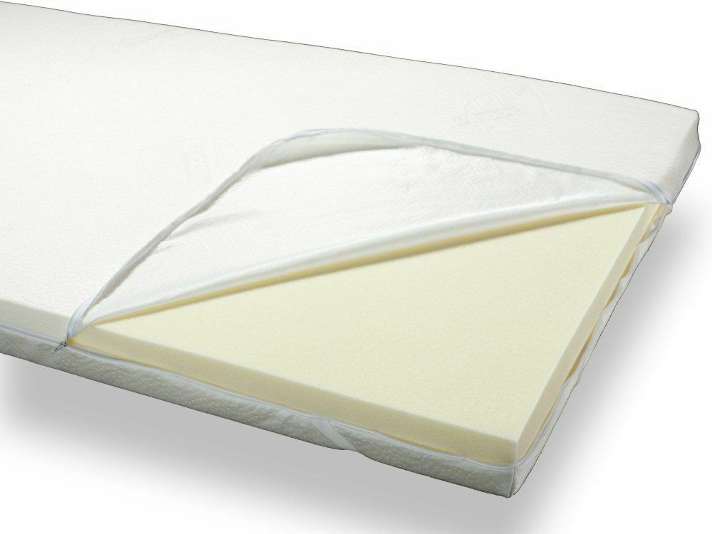 Ergomed® Visco Matratzen Topper ViscoWell® I 70x200 4 cm Viscoschaum