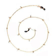 ANNABELLA - LUXURY 5-in-1 Handmade Eyewear holder, Necklace, Eyeglass chain.