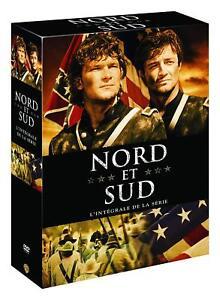 Nord-et-Sud-L-039-integrale-Coffret-8-DVD-Neuf-sous-cellophane