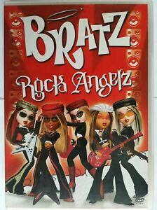Détails sur Bratz Rock Angelz - DVD - DESSIN ANIME - VERSION FRANÇAISE