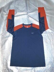 Arc-039-teryx-Mens-Accelerator-Shirt-Long-Sleeve-Sz-S-P