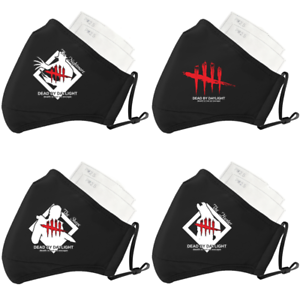 Game Dead by Daylight Face Mask 3D Dustproof Breathable Mask Cosplay prop