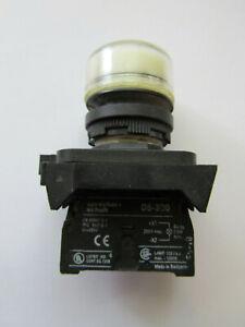 Schuh D7-ALM Metal Mounting Latch Pilot Device Button Lot of 10 Sprecher 10