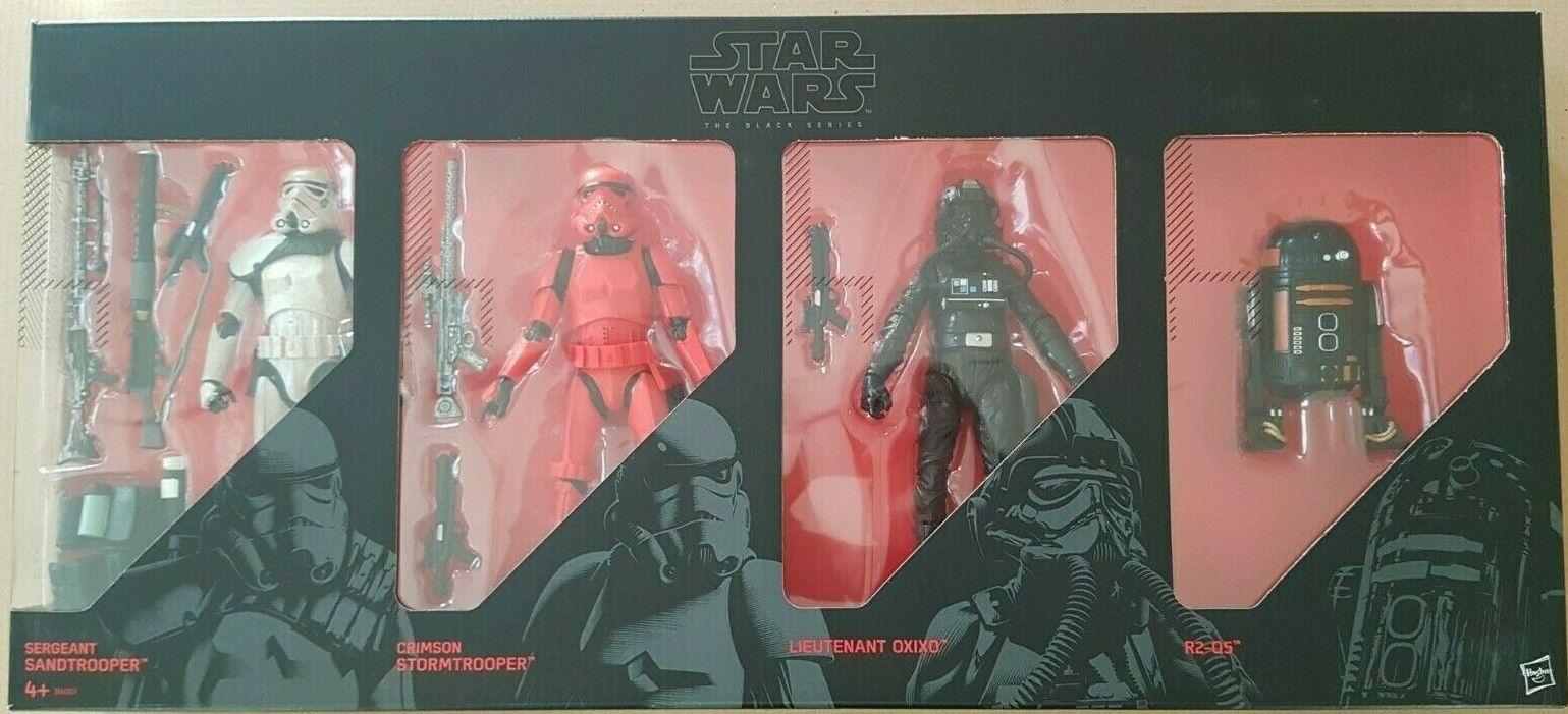 IMPERIAL FORCES STAR WARS HASBRO THE schwarz SERIES B4007 NUEVO. SELLADO