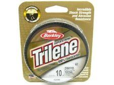 Berkley Trilene Fluorocarbon Clear Line 12 lb 0.33mm 1100yds