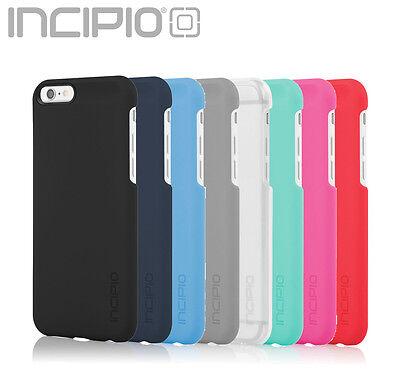 Incipio® iPhone 6S 6 Case 4.7 Feather Ultra Thin Authentic Slim Hard Cover