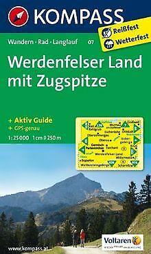 Kompass Karten : Werdenfelser Land   Buch   Zustand gut