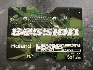 Roland-JV80-09-Session-Expansion-Board-VGC-jv1080-2080