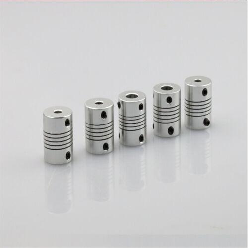 Kupplungswelle Kupplung Motorkoppler Steckverbinder Aluminiumlegierung hlDGN