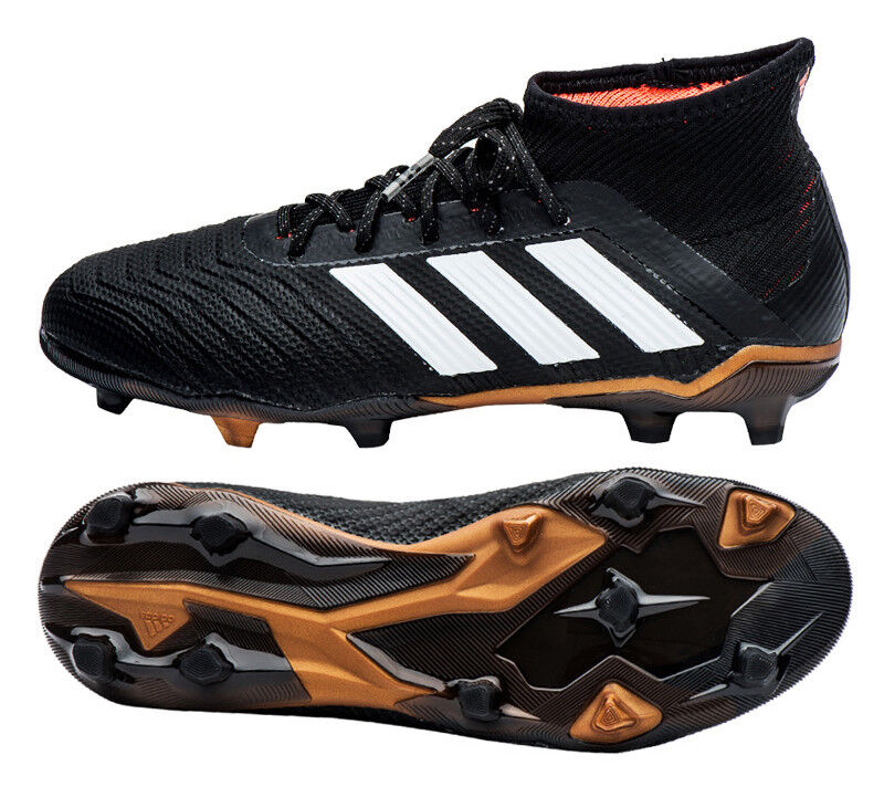 Adidas Predator 18.1 FG Junior (CP8872) Soccer Cleats Football Stivali KIDS Shoes