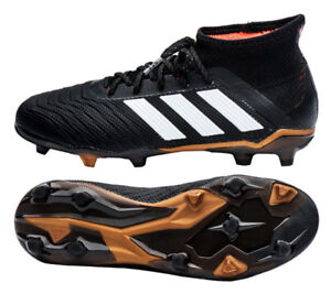 Adidas Predator 18.1 FG Junior (CP8872) Soccer Cleats Football Boots ... 72d70b7d8a03e