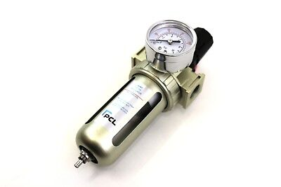 "afr1 Pcl 1/2"" Air Filter Regulator For Air Tools Compressor Air Lines A Complete Range Of Specifications"