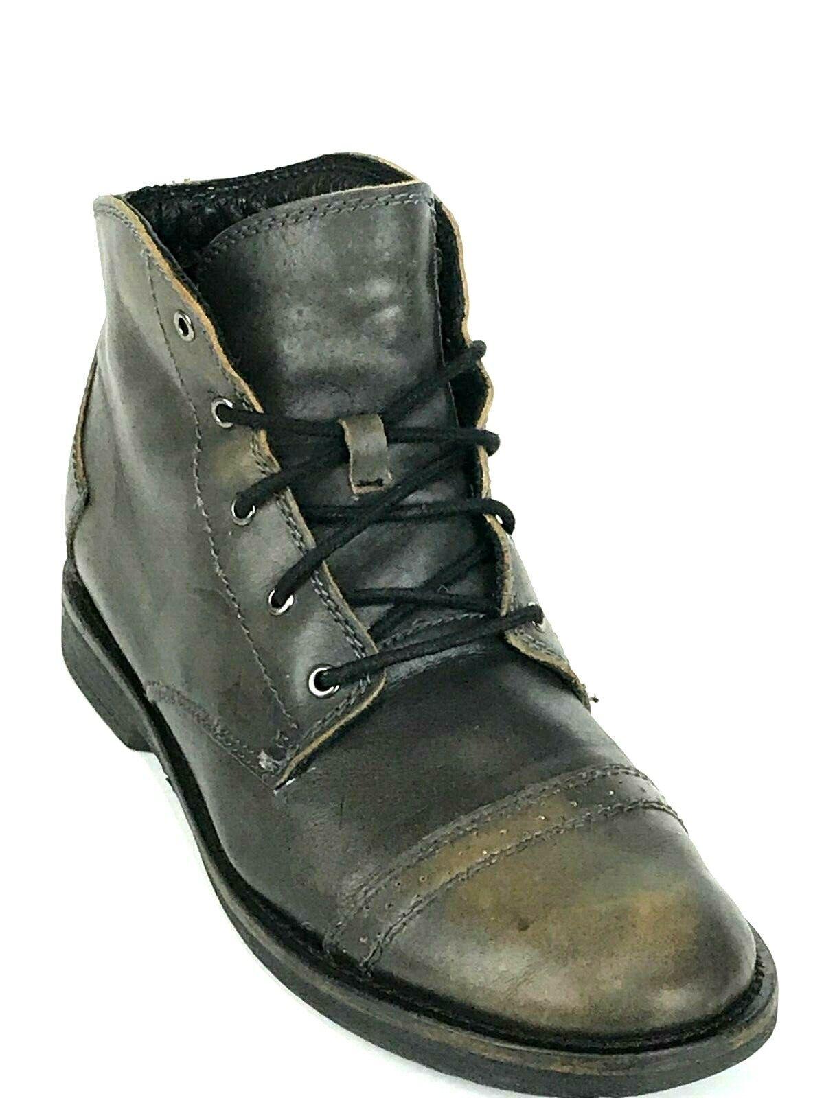 Bed Stu Men's Ankle Boots Grey Size US.11- UK.10 -EU.44