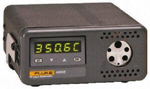 Fluke-9100S-Tragbarer-Temperatur-Blockkalibrator-Kalibrator-9100
