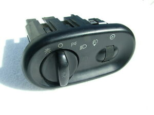 2000 2006 ford taurus mercury sable headlight dash light dimmer switch w fog ebay. Black Bedroom Furniture Sets. Home Design Ideas