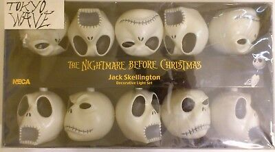The Strange Christmas Mr Jack Nightmare Before Christmas Decorative Lights Neca New Ebay It also happens to be its 25th anniversary this year! the strange christmas mr jack nightmare before christmas decorative lights neca new ebay