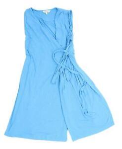 LK-Bennett-Womens-Size-14-Blue-Dress-Regular