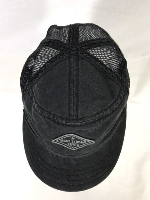 8f2034b7ffa38 A kurtz military baseball mesh cap made strong black trucker hat nwt jpg  480x640 Trucker hat