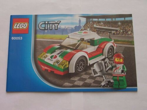 Instruction Nr LEGO® Bauanleitung 60053