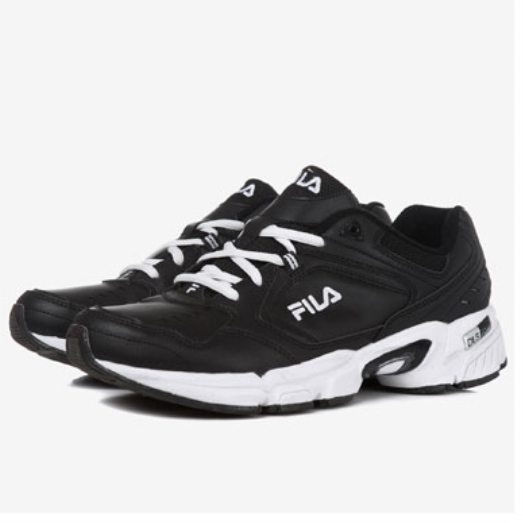 New FILA Ranger Shoes Black Athletic Running Sneakers Unisex Shoes Track number