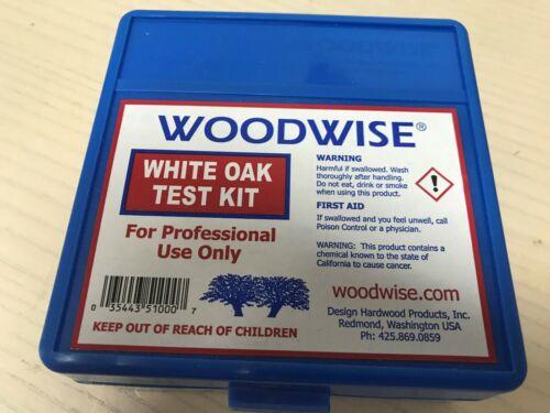 Woodwise White Oak Test Kit