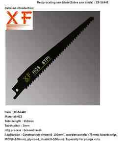 5-Pieces-Pack-8TPI-152mm-HCS-Reciprocating-Saw-Blades-for-WOOD-S644E