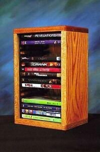 Solid-Oak-desktop-or-shelf-DVD-Cabinet