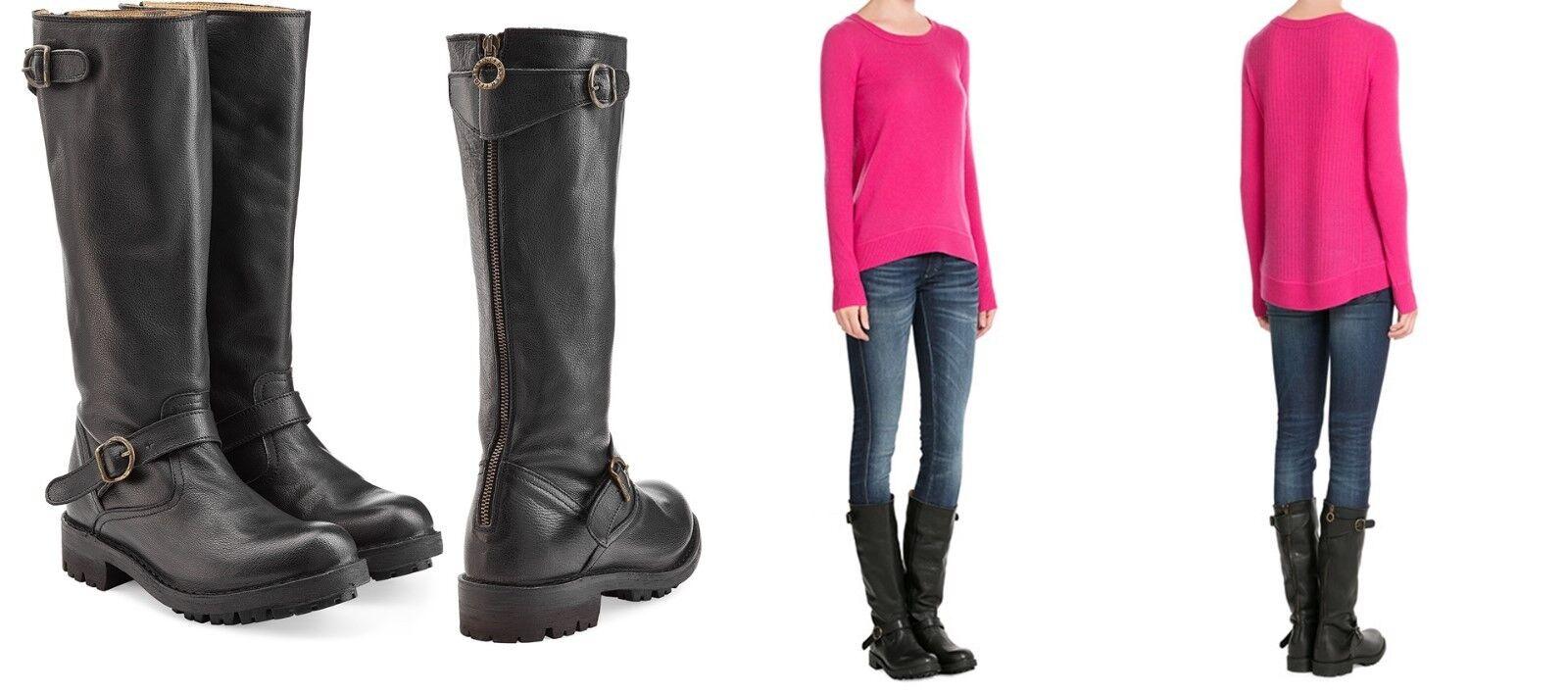 Fiorentini + Baker Women's Women's Women's Boots Jules Jade D Leather Knee Boots 019b78