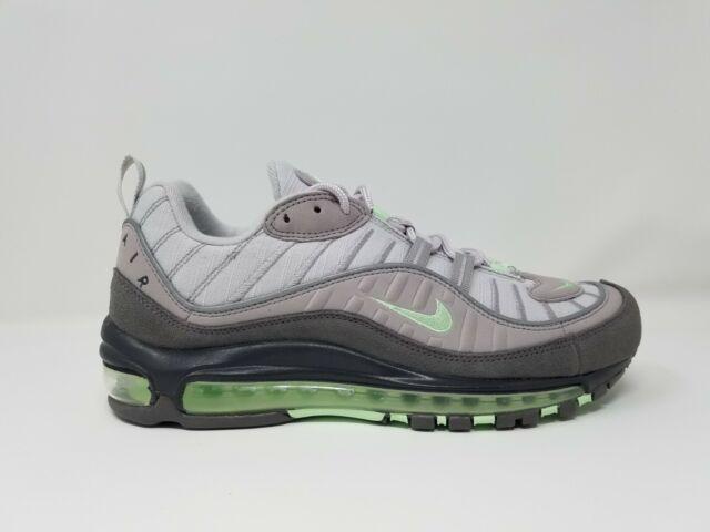 Size 12 - Nike Air Max 98 Vast Grey Mint