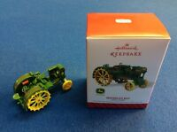 John Deere Tractor: Waterloo Boy - 2014 Hallmark Keepsake Christmas Ornament