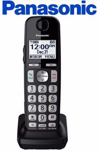 Panasonic KX-TGEA40B DECT 6.0 Additional Digital Cordless Handset for KX-TGE433B