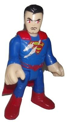 Fisher Price Imaginext Dc Superfriends Doomsday Superman Action