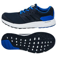 Adidas 2017 Men's Galaxy 3 Running shoes Navy/Blue BB4360