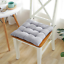 16-034-Cotton-Seat-Pads-Dining-Patio-Home-Kitchen-Office-Chair-Cushions-with-Tie-on thumbnail 9